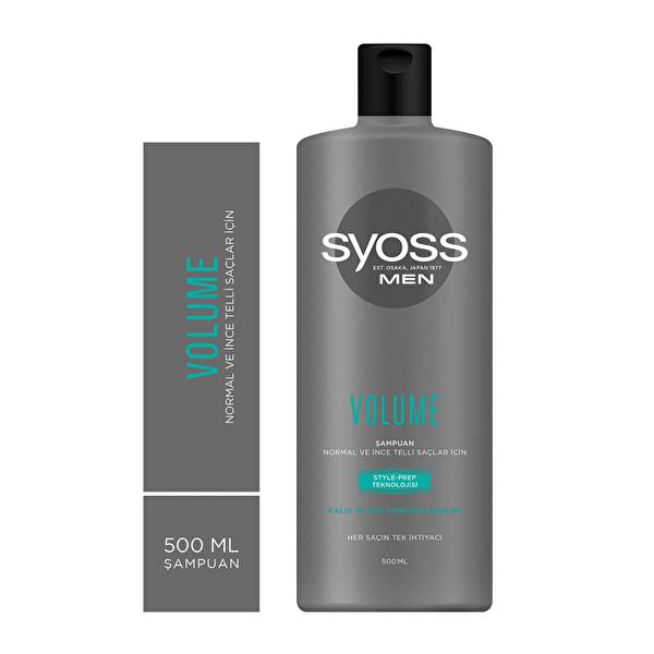 Men Volume Şampuan 500 ml