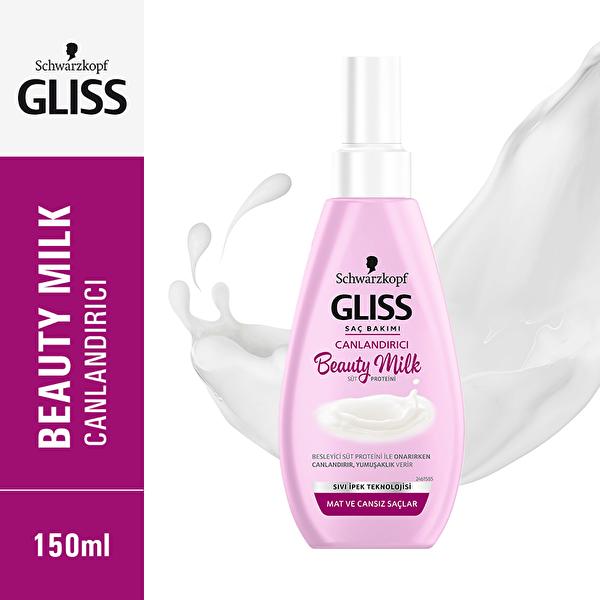 Güzelleştirici Canlandırcı Saç Bakım Sütü 150 ml