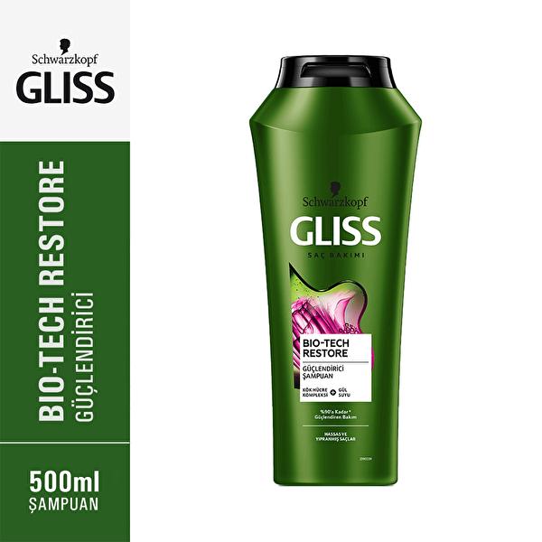 Bio-Tech Şampuan Güçlendirici 500 ml