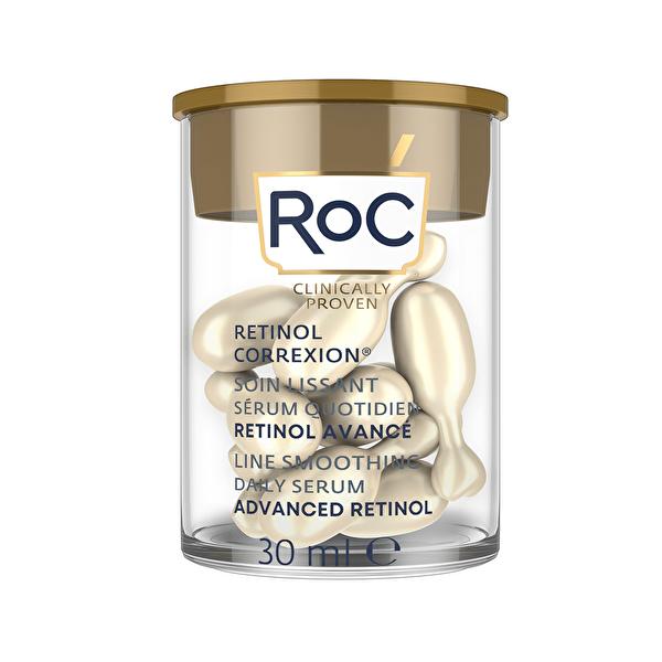 Retinol Serum Gece 10 Kapsül