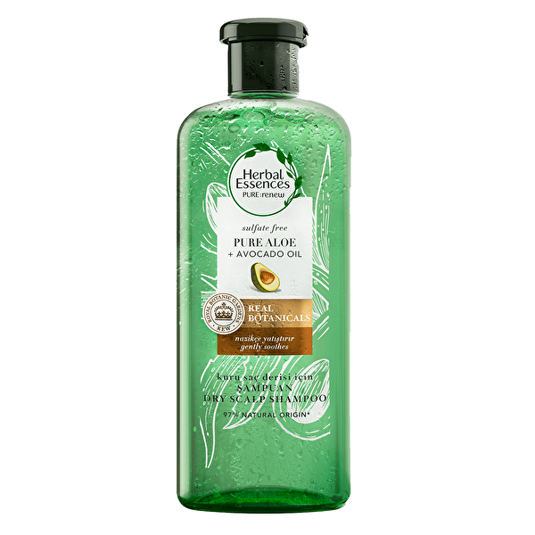 Şampuan Aloe ve Avokado 400 ml
