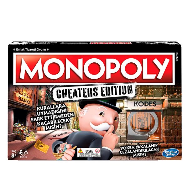 Monopoly Kutu Oyunu Cheaters Edition