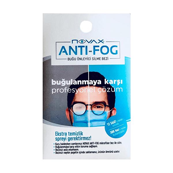 Anti-Fog Gözlük Silme Bezi Buğu Önleyici