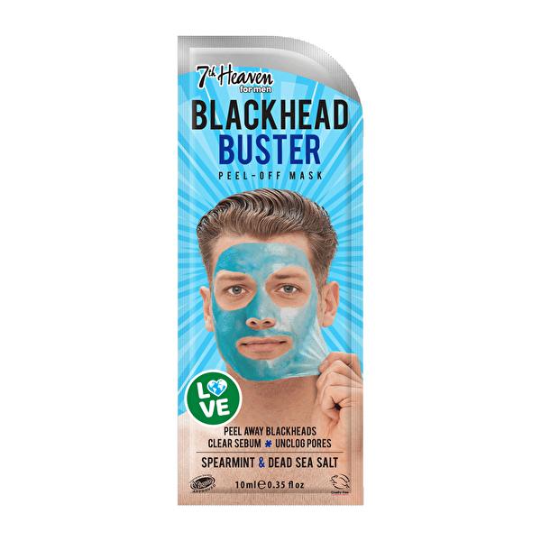 Spearmint Deep Pore Cleansing Soyulabilir Erkek Maskesi 10G