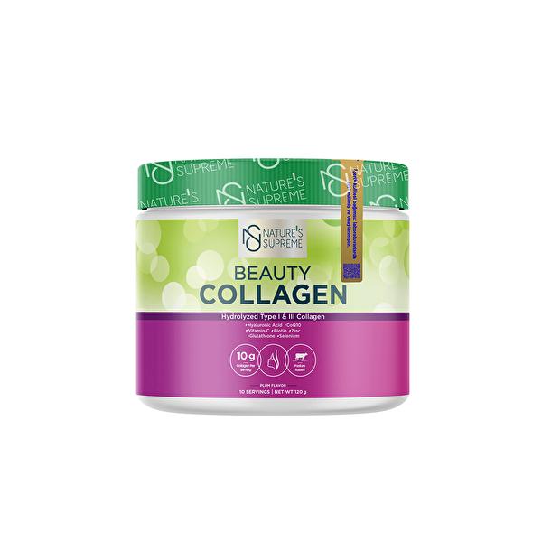 Beauty Collagen Gıda Takviyesi Powder Erik 120 gr