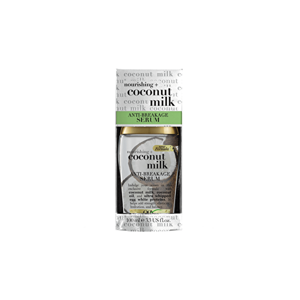 Besleyici ve Kırılma Karşıtı Coconut Milk Serum 100 ml