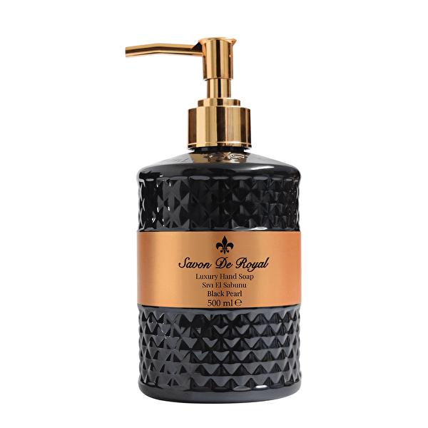 Luxury Sıvı Sabun Black Pearl 500 ml
