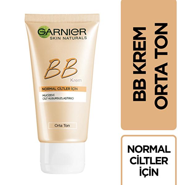 BB Cream Kapatıcı Krem Orta Ton 50 ml