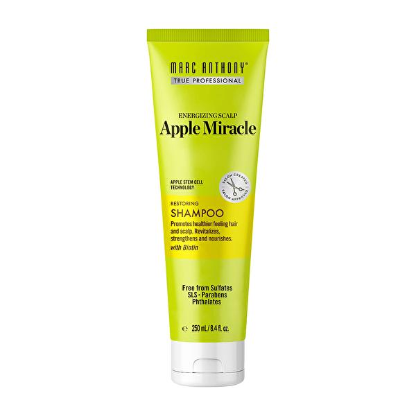 Dökülen Saçlar için 12 Saniyede Mucizevi Canlandırıcı Şampuan 250 ml