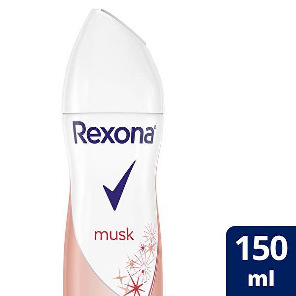 Musk Deodorant Sprey 150 ml