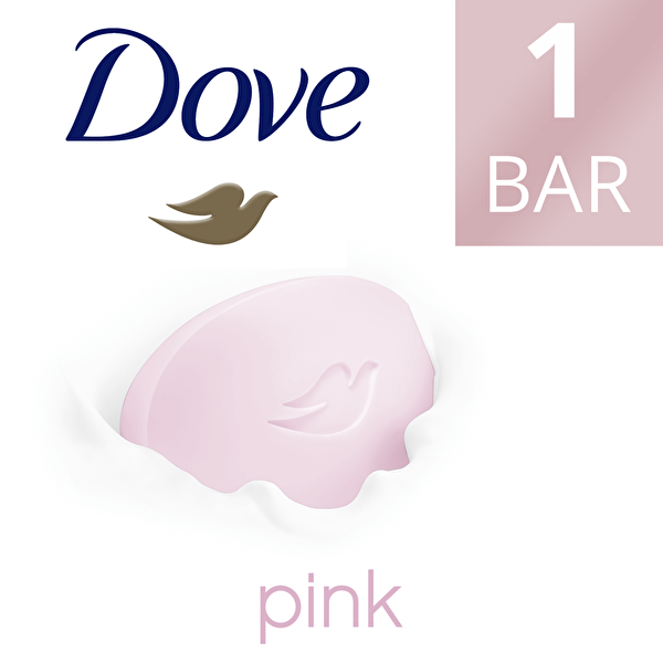 Pink Cream Bar Güzellik Sabunu 100 gr