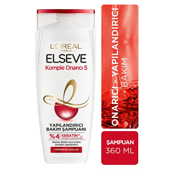 Komple Onarıcı 5 Şampuan 360 ml