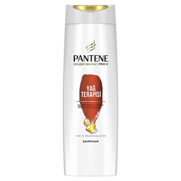 Pro-V Doğal Sentez Şampuan Yağ Terapisi 400 ml