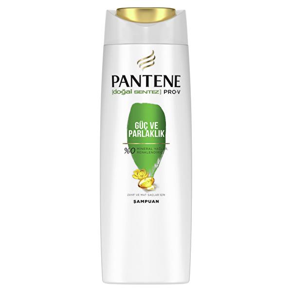 Pro-V Doğal Sentez Şampuan Güç ve Parlaklık 400 ml