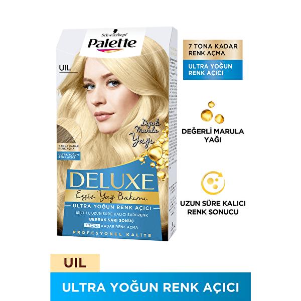 Deluxe Uil Ultra Yoğun Renk Açıcı